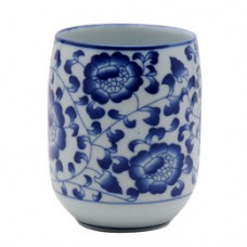 1 Cup - Blue Pattern