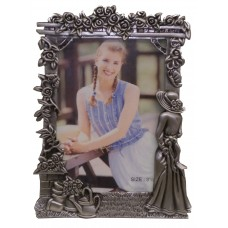 """3 1/2"""" x 4 3/8"""" Photo Assorted Picture Frame"""