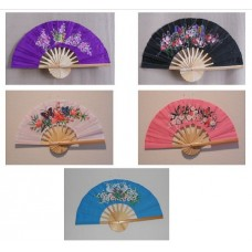 10 Hand Fans Pack