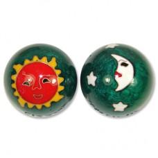 "1.5"" Health Ball/Taichi - Sun & Moon"