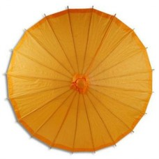 Color Paper Parasol - Assorted Color