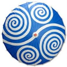 Spiral Design - Paper Parasol