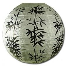 "16"" Lantern/Bamboo"