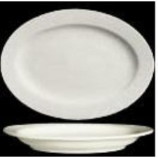 "10 1/4"" Oval Plate"
