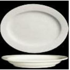 "9 1/4"" Oval Plate"