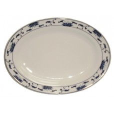 "10.25"" Oval Plate"