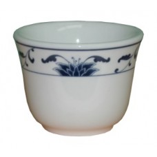 Blue Lotus Tea Cup