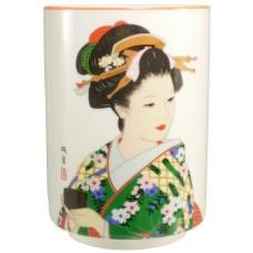 10oz Five Cup Set - Geisha Cups