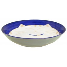 "Blue Cat 7"" Deep Plate"