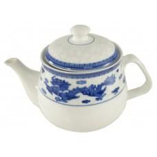 Blue Dragon II - 36oz Tea Pot