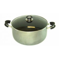 3.75L Non-Stick Pot w/Lid