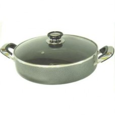 "32cm (12.5"") Non-Stick Low Pot"