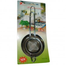 Strainer Pack - 3 Pieces