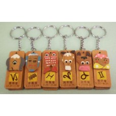 Key Chains - Zodiac
