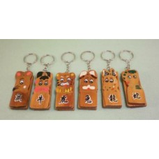 Key Chains - Chinese Zodiac