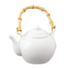 34 fl. oz. Tea Pot w/Bamboo Handle