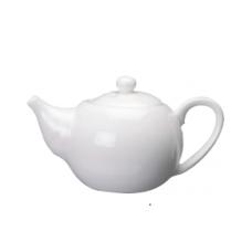 """2.25""""H - 3 fl. oz. White Porcelain Sauce Dispenser"""