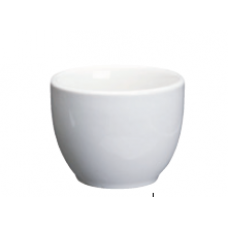 "2.5""H - 4 fl. oz. White Porcelain Tea Cup"