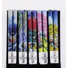 "5-Pair Chopstick Set - 9""L"