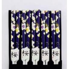 "5-Pair Chopstick Set - 9"" L"