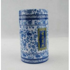 "7 1/4"" H x 3 5/8"" D Tea Caddy"