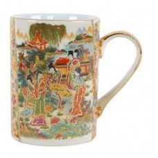 Japanese Decor Cup