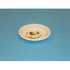 """3"""" x 4"""" Oval Sauce Dish (2oz)"""