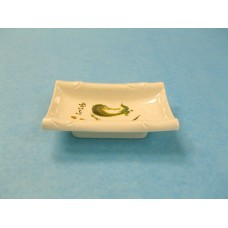 "2.5"" x 3.75"" Rectangle Sauce Dish"