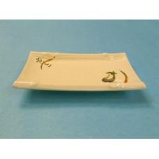 "6.75"" x 10.25"" Rectangular Plate"