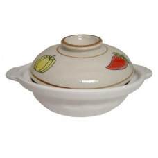 "10"" Clay Pot - Shallow"
