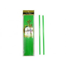 Green Plastic Chopsticks
