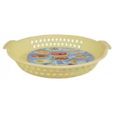 "Plastic Basket - 7"" x 8"""