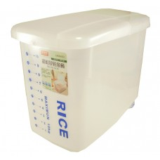 22lbs Rice Box w/Wheel