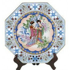 Decor Plate with Holder