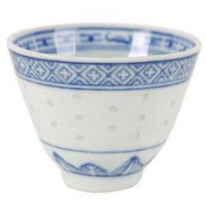3.4oz (100cc) Cup - Rice Pattern Set