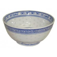 "4.5"" Rice Bowl - Rice Pattern Set"