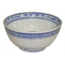 """4.5"""" Rice Bowl - Rice Pattern Set"""