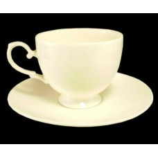 6pc Cup with Saucer
