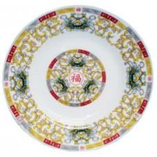 """9"""" Plate - Lotus Pattern"""