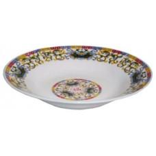 """9"""" Soup Plate - Lotus Pattern"""