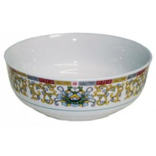 "6.4"" Noodle Bowl - Lotus Pattern"