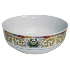 "7.4"" Noodle Bowl - Lotus Pattern"
