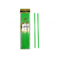 10-pr. Chopsticks (Green)