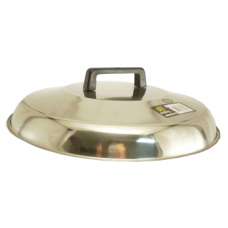 "13"" (33cm) Stainless Steel Lid"