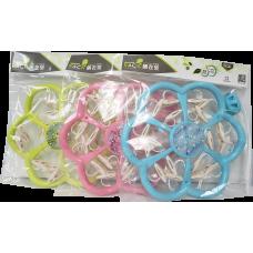 18-Peg Hangers