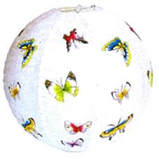 """16"""" Lantern - Butterfly"""