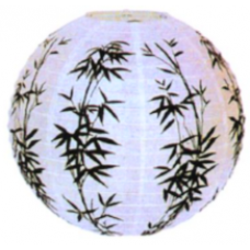 "16"" Lantern - Bamboo"