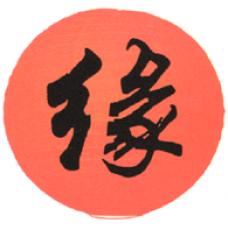 "16"" Lantern - Chinese Character"