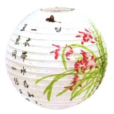 "16"" Lantern - Orchid"