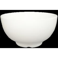 """5.5"""" white bowl"""
